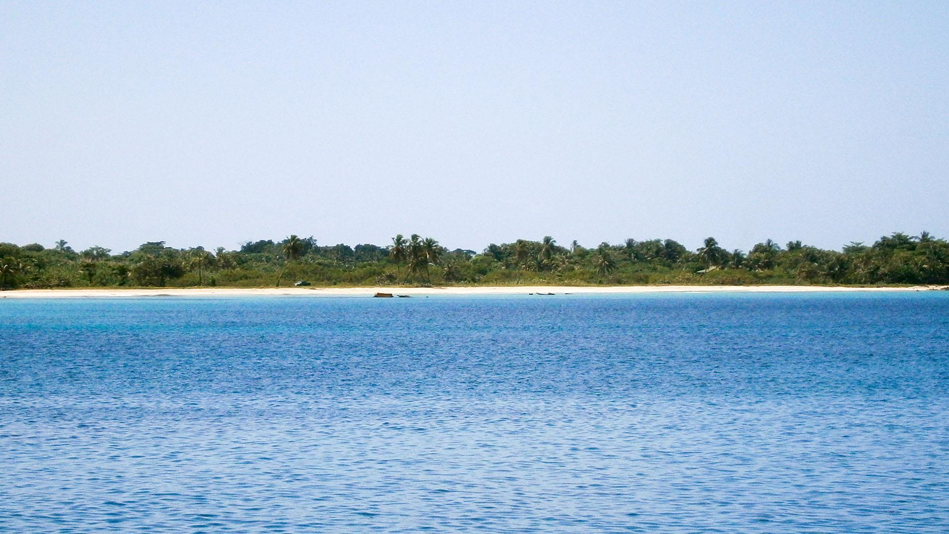 Mısır adası göründü!