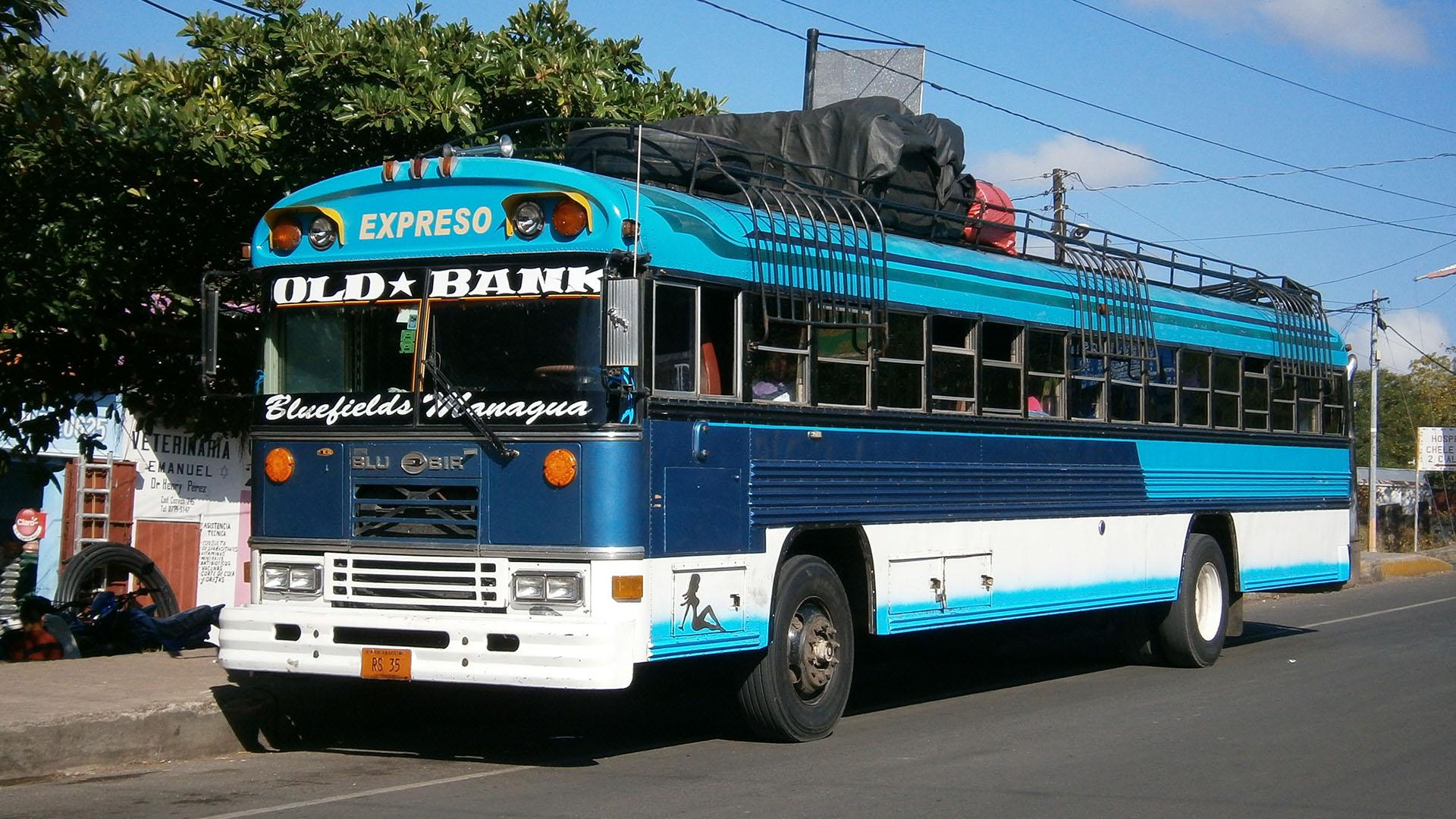 El Rama otobüsü